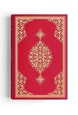 Kur'an-ı Kerim (Orta Boy 2 Renkli, Kırmızı)