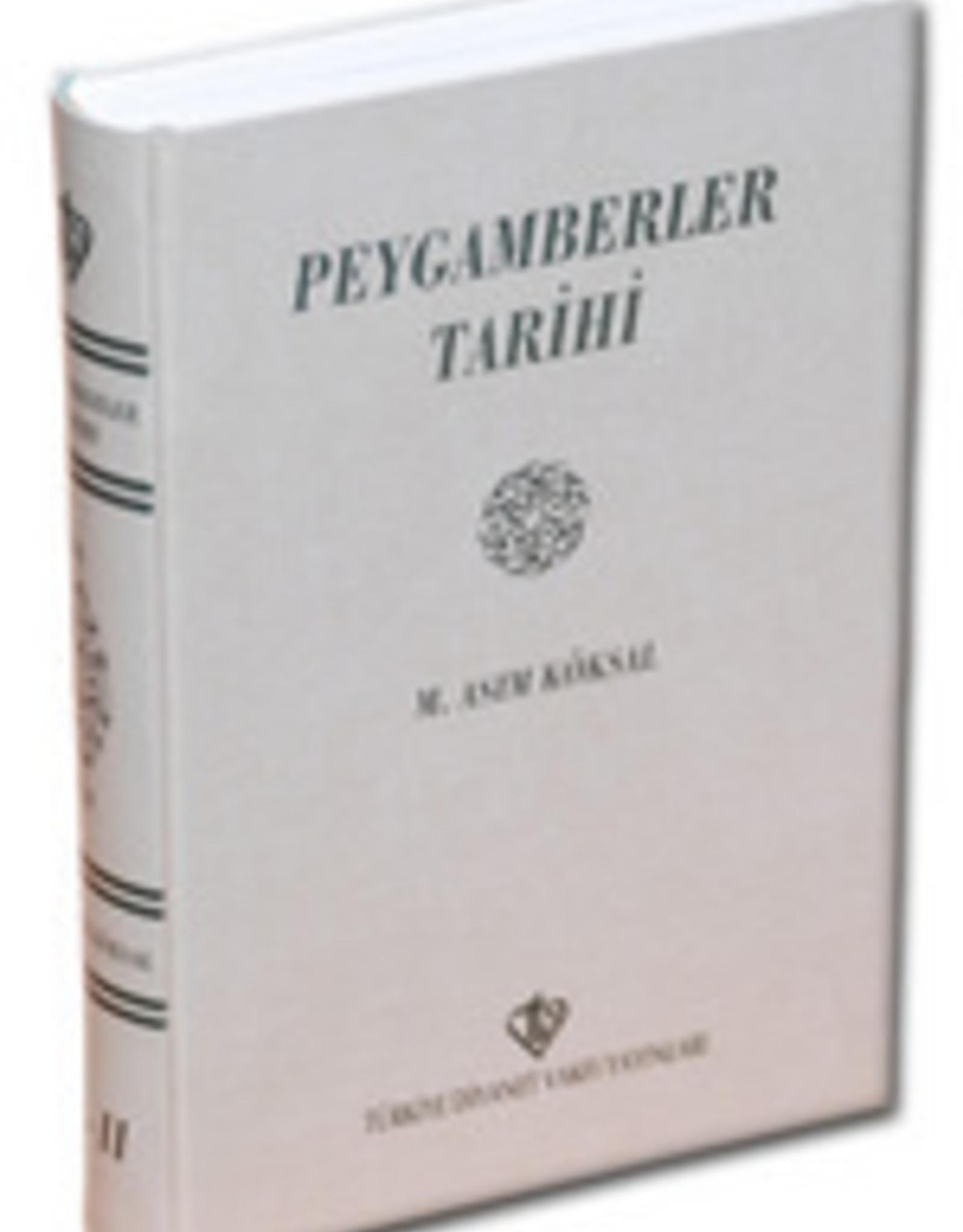 Peygamberler Tarihi TDV