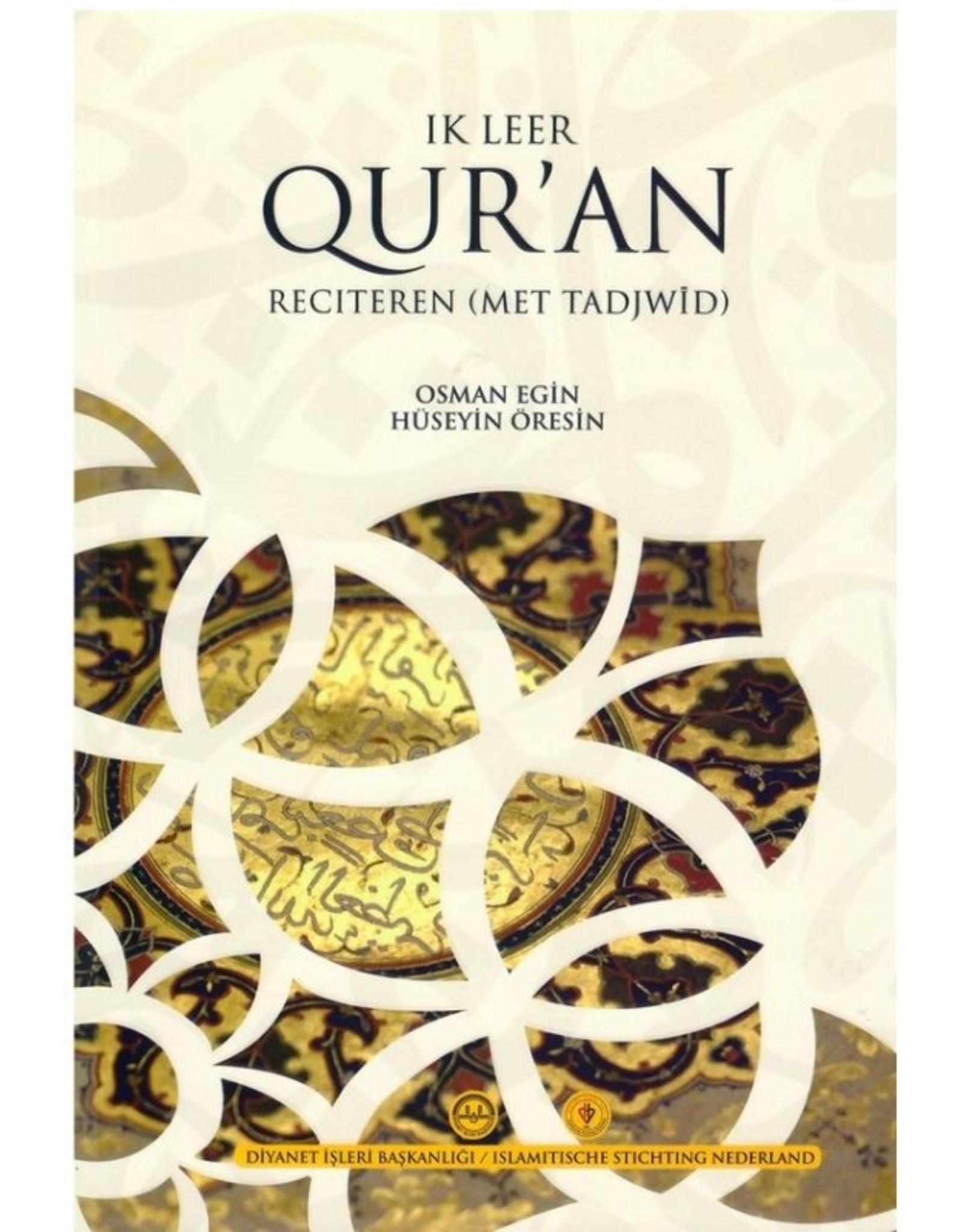 Ik leer Quran Reciteren (met tadjwid)
