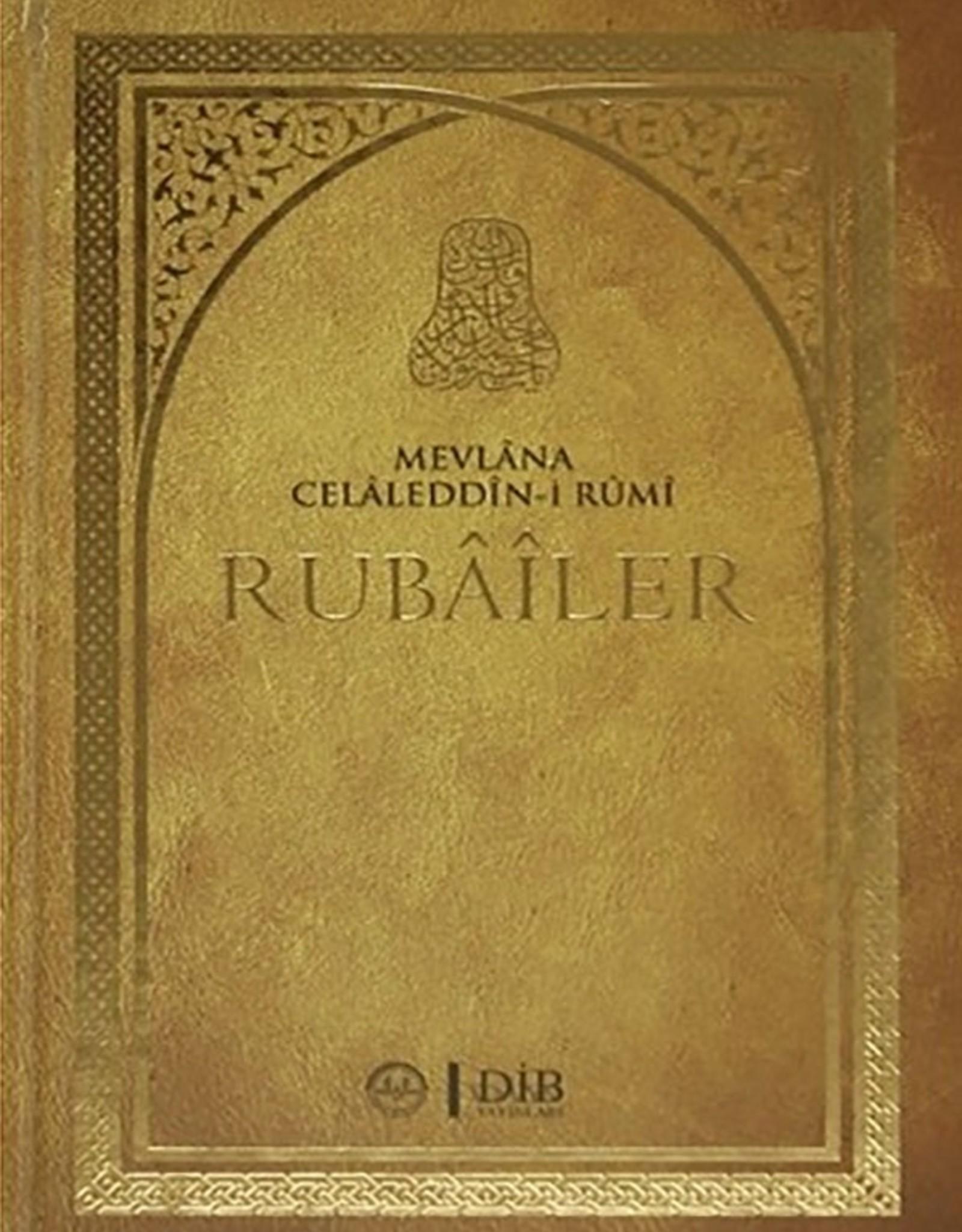 Mevlana Celaleddin-i Rumi Rubailer
