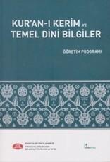 Kur'an-ı Kerim ve Temel Dini Bilgiler Öğretim Programı