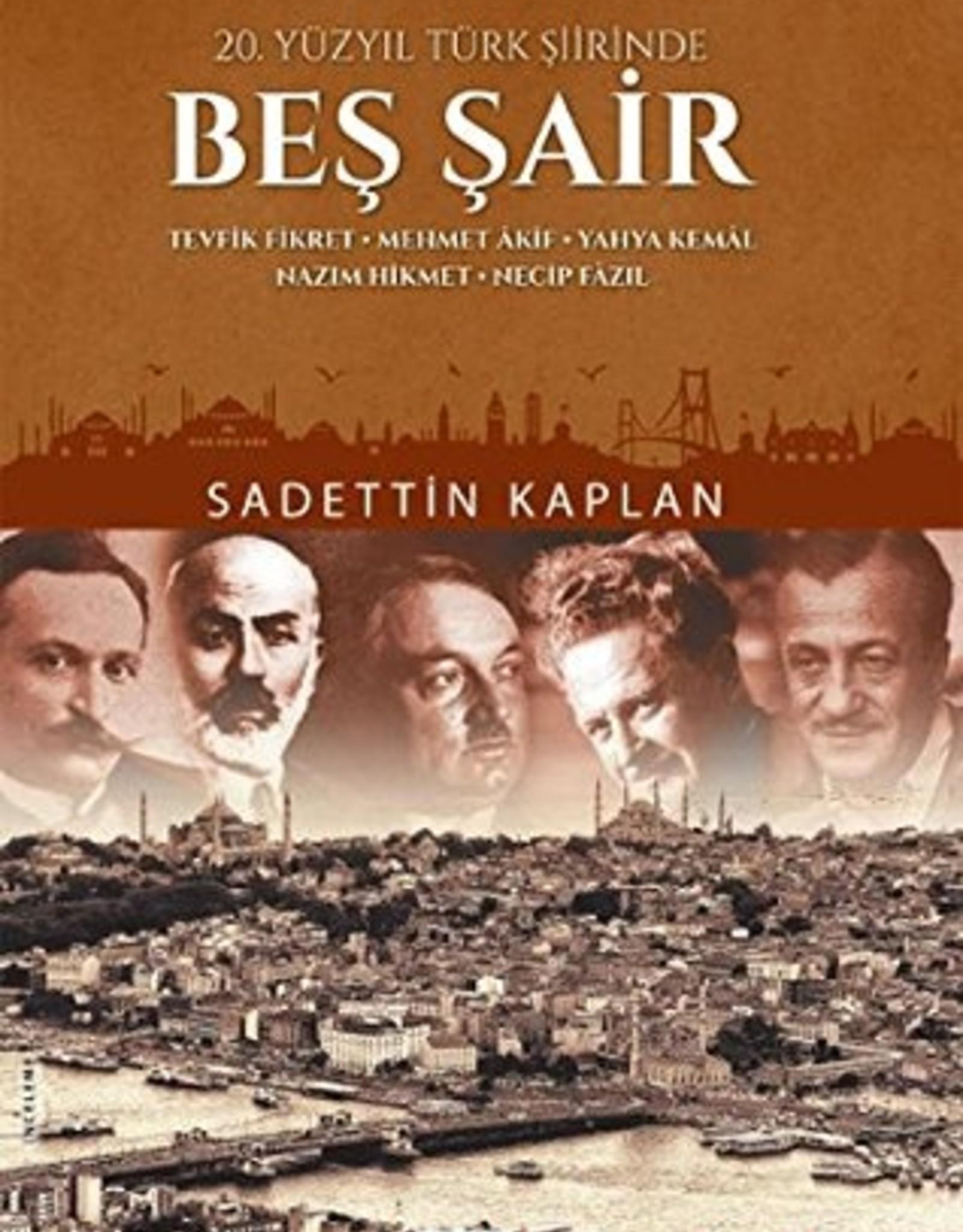 20 Yüzyıl Türk Şiirinde Beş Şair