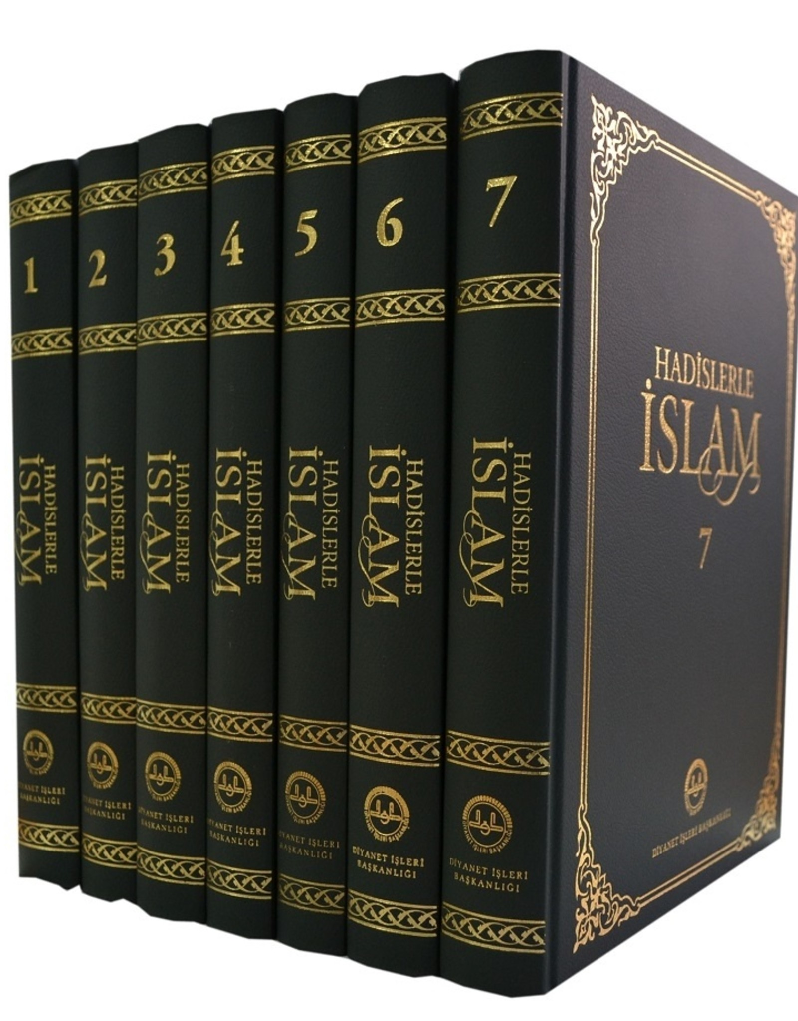 Hadislerle İslam Orta Boy (7 Cilt)