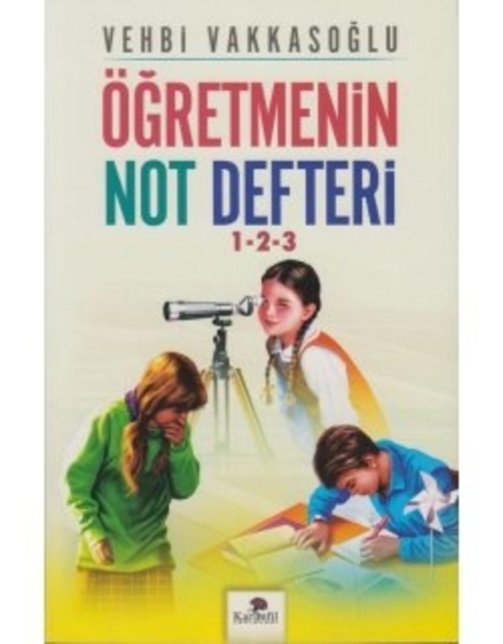 Öğretmenin Not Defteri 1-2-3