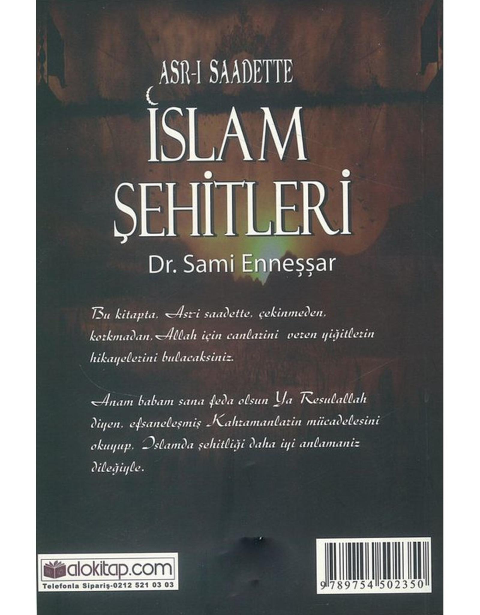 Asr-ı Saadette İslam Şehitleri