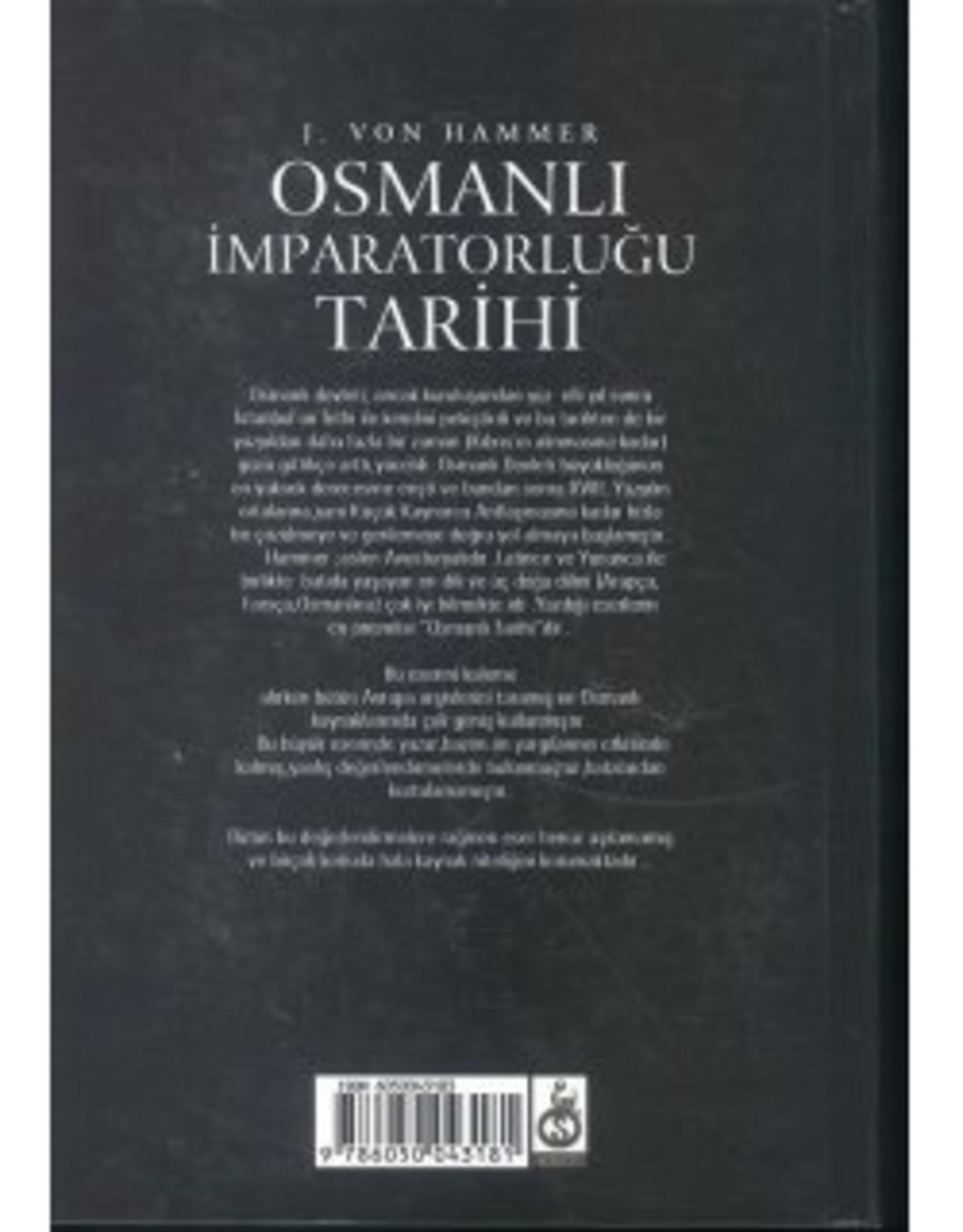Osmanlı Imparatorluğu Tarihi