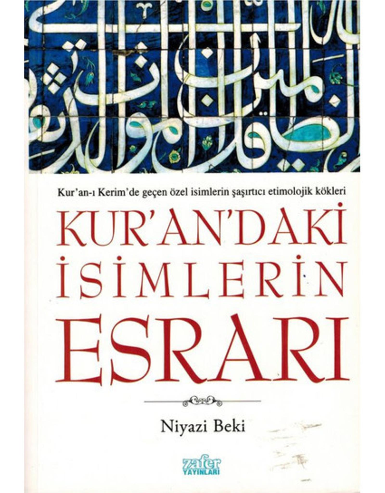 Kur'an'daki Isimlerin Esrarı