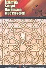 Islam'da Sosyal Dayanışma Müesseseleri