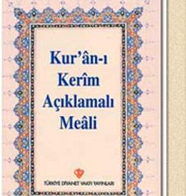 Kur'an Kerim Açıklamalı Meali (Cep Boy Arapça Metinsiz)