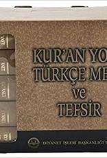 Kur'an Yolu Türkçe Meâl ve Tefsir (5 Cilt)