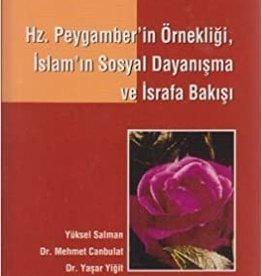 Hz. Peygamberin Örnekliği Islam'ın Sosyal Dayanışma ve Israfa Bakışı