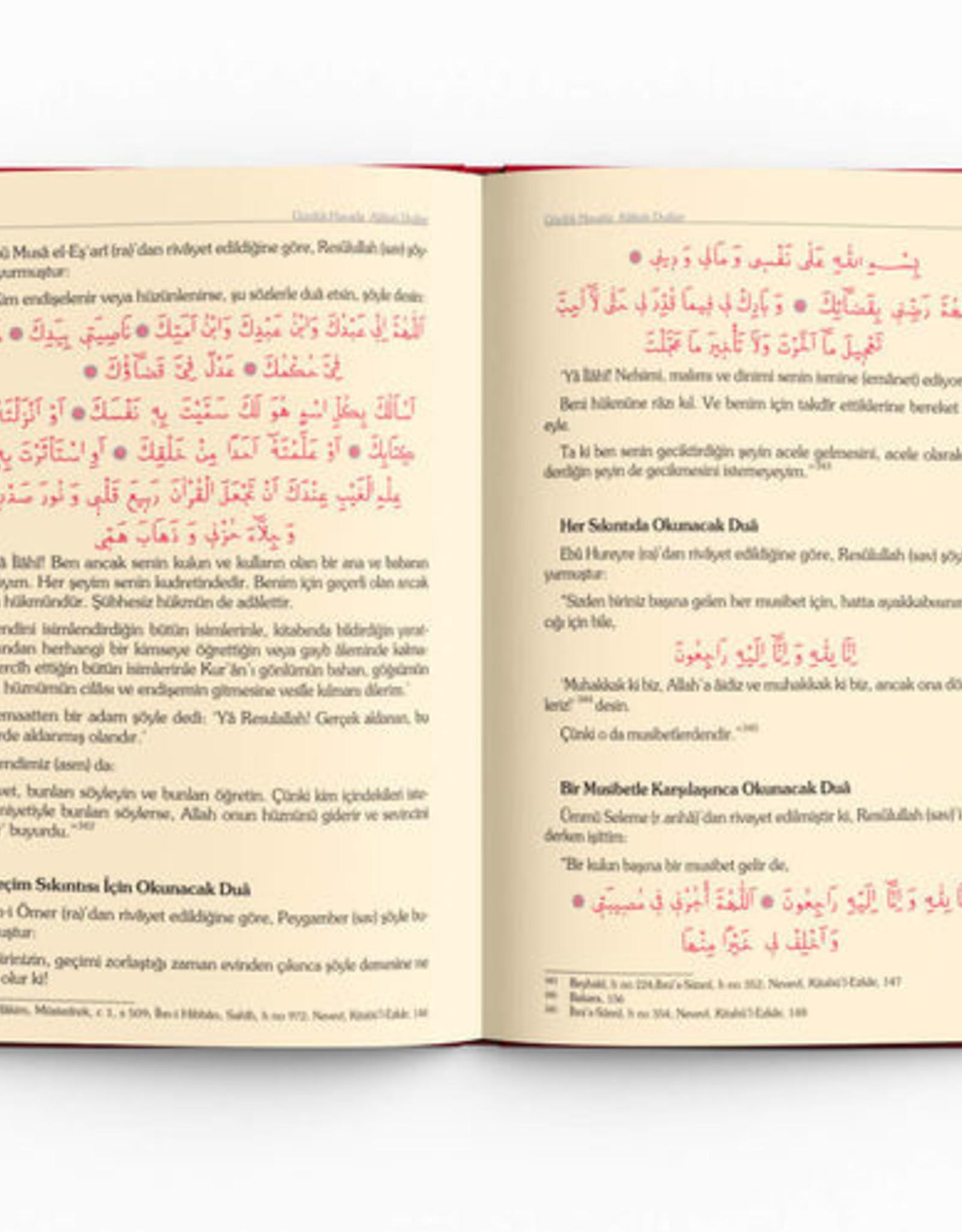 Kaynaklarıyla Büyük Dua Mecmuası
