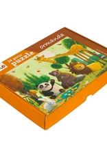 24 Parça Puzzle Ormanda