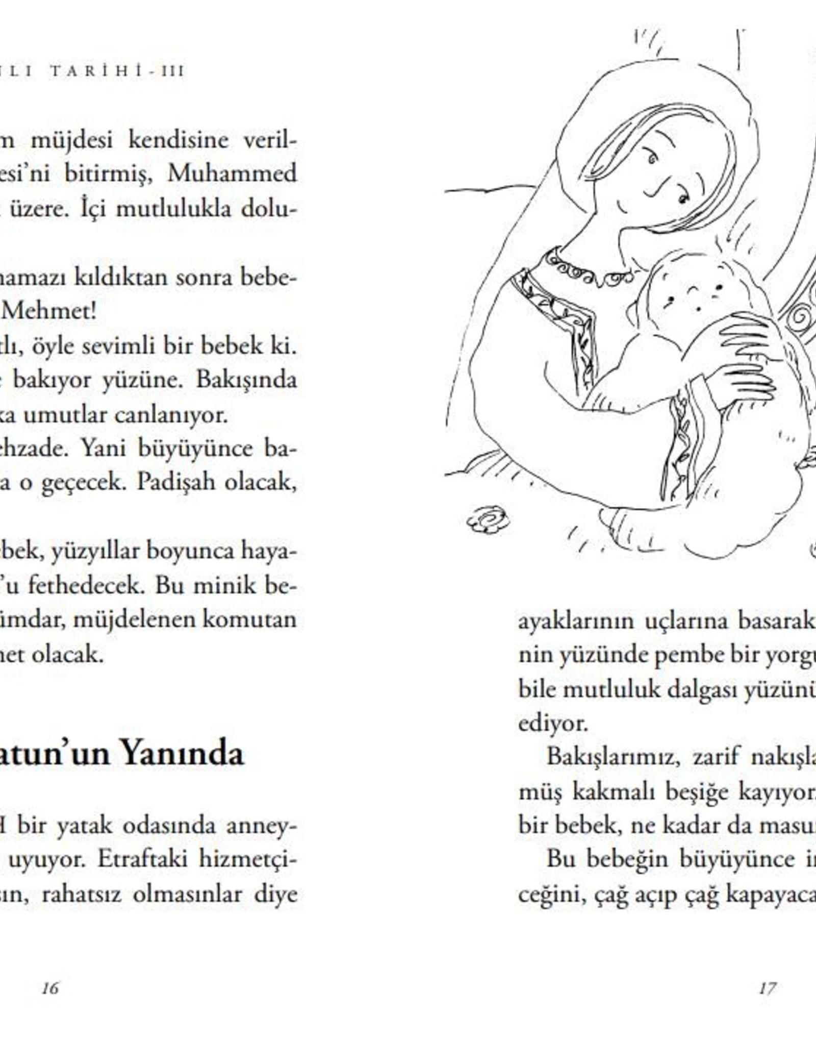 Osmanlı Tarihi 3 Fatih Sultan Mehmet Dönemi ve Istanbul'un Fethi