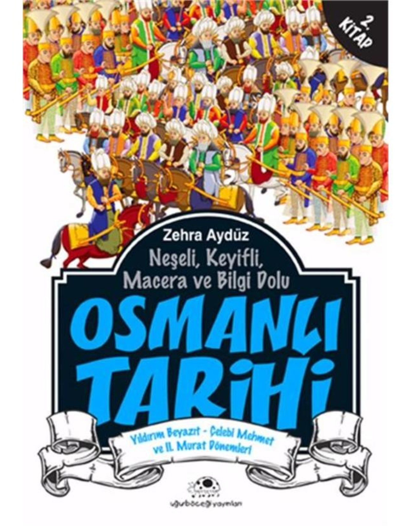 Osmanlı Tarihi Yıldırım Beyazıt - Çelebi Mehmet ve 2. Murat Dönemleri