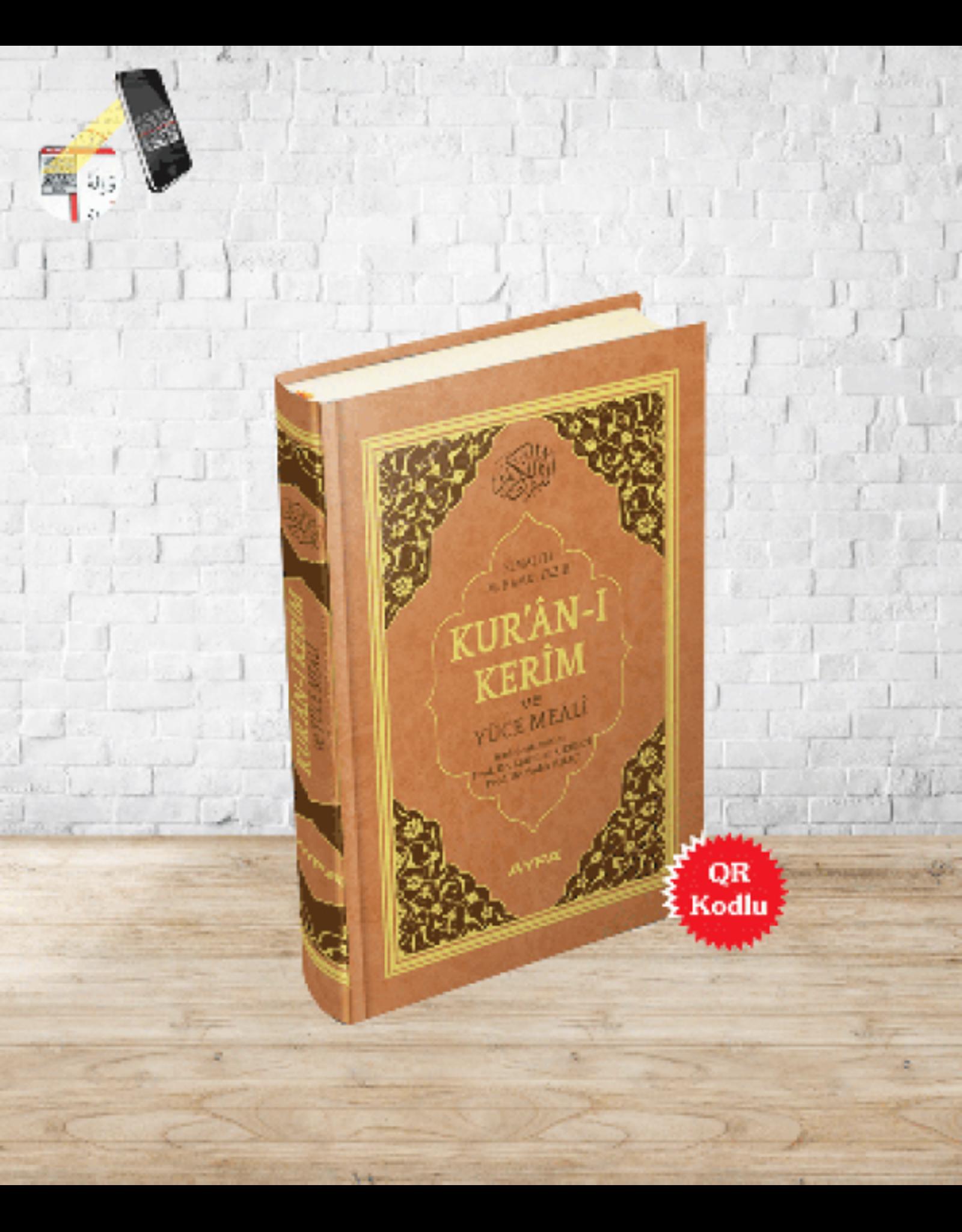Kur'an-ı Kerim ve Yüce Meali Rahle Boy
