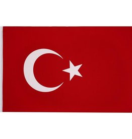 Turkse Vlag  (70x105 cm)
