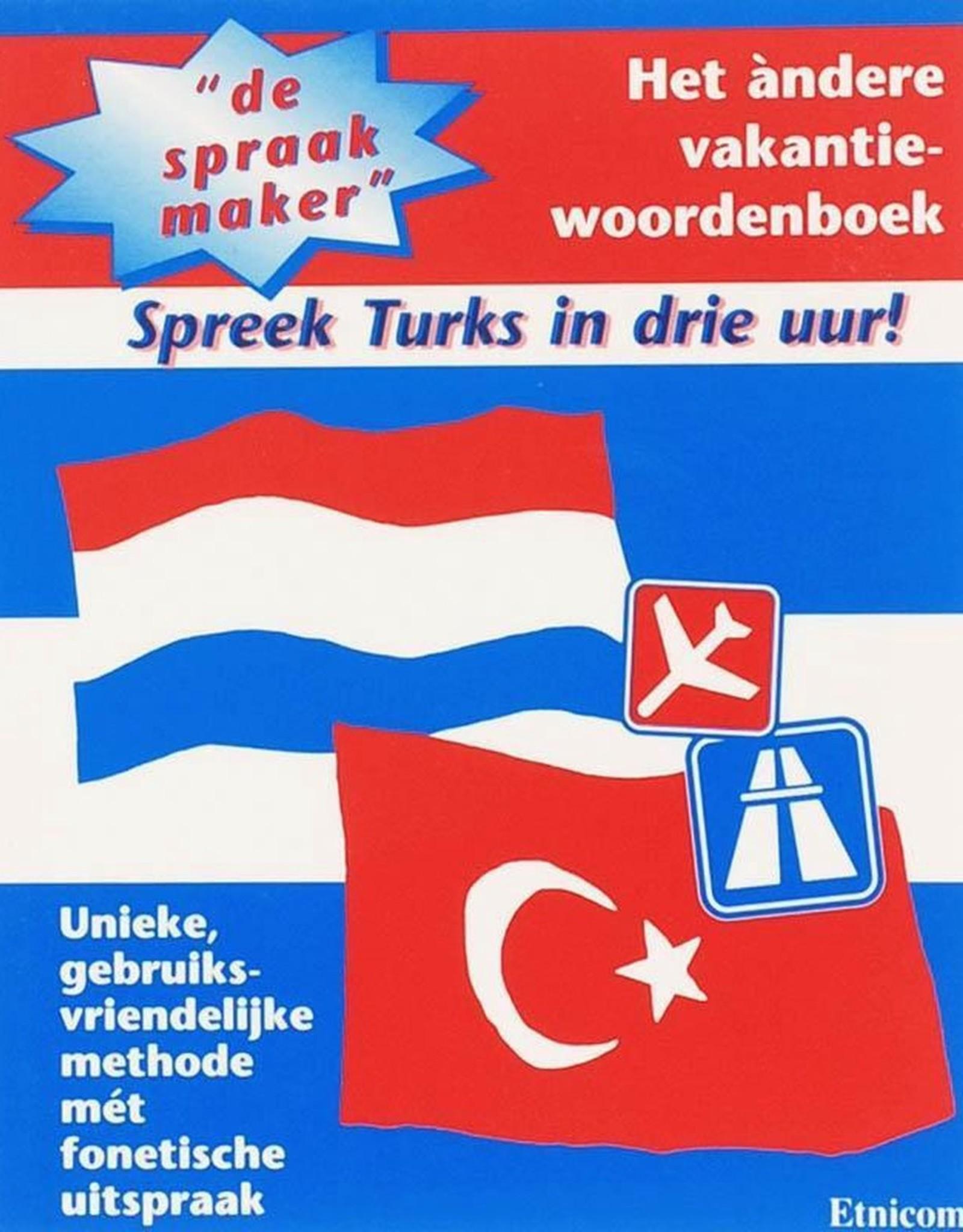 Spreek Turks In Drie Uur!