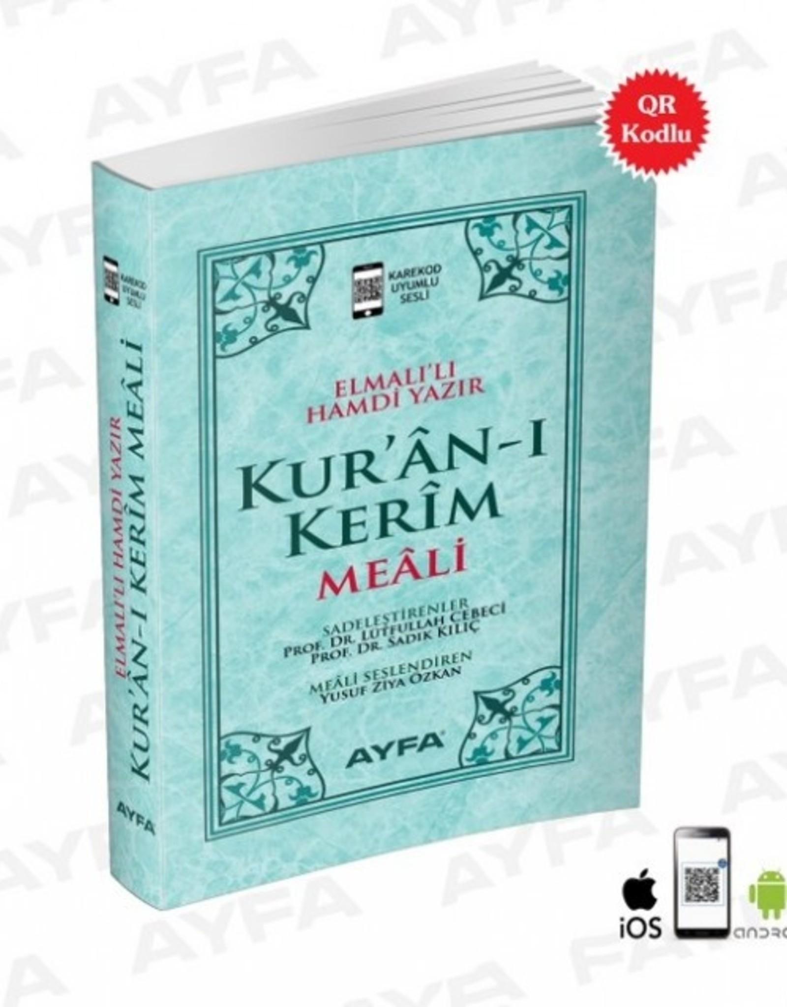 Kur'an-ı Kerim Meali (Hafız Boy)