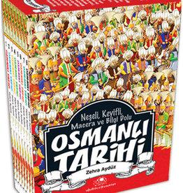Osmanlı Tarihi Seti 8 Kitap Çocuklar Için