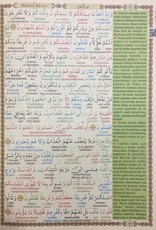 Beşli Kur'anı Kerim Meali Rahle Boy