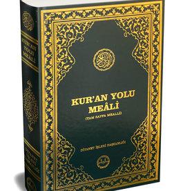 Orta Boy Kur'an Yolu Tam Sayfa Mealli