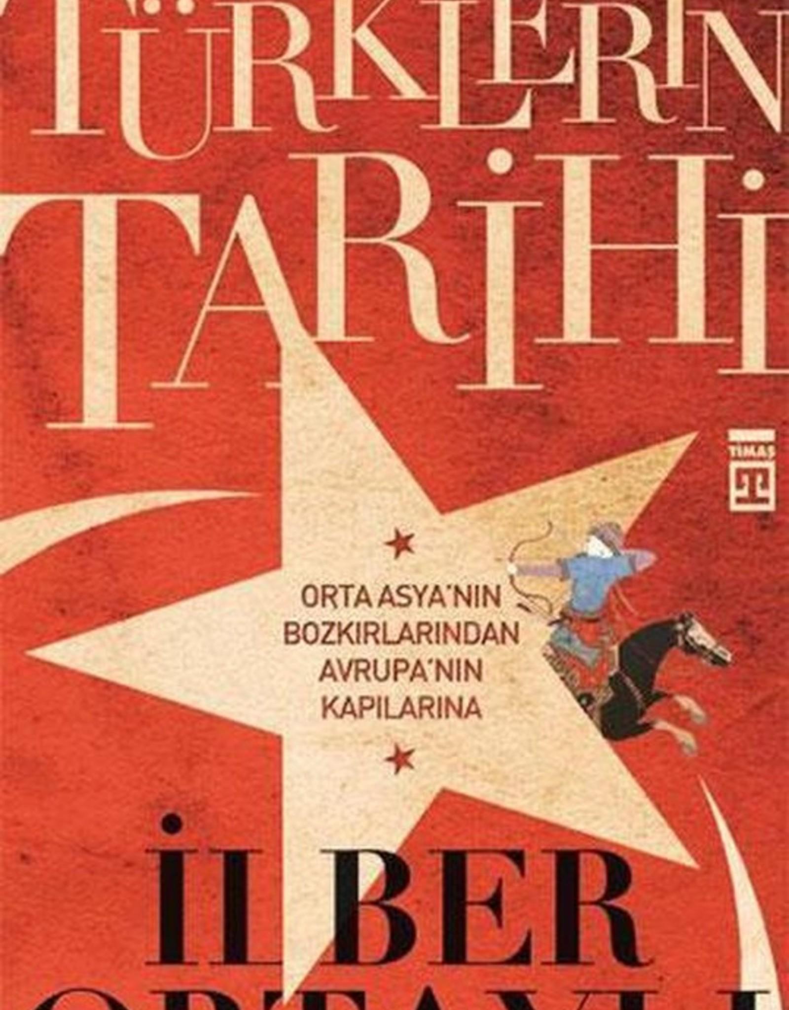 Türklerin Tarihi (2 Kitap)