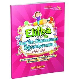 Elifba ile Kur'an Okumasını Öğreniyorum