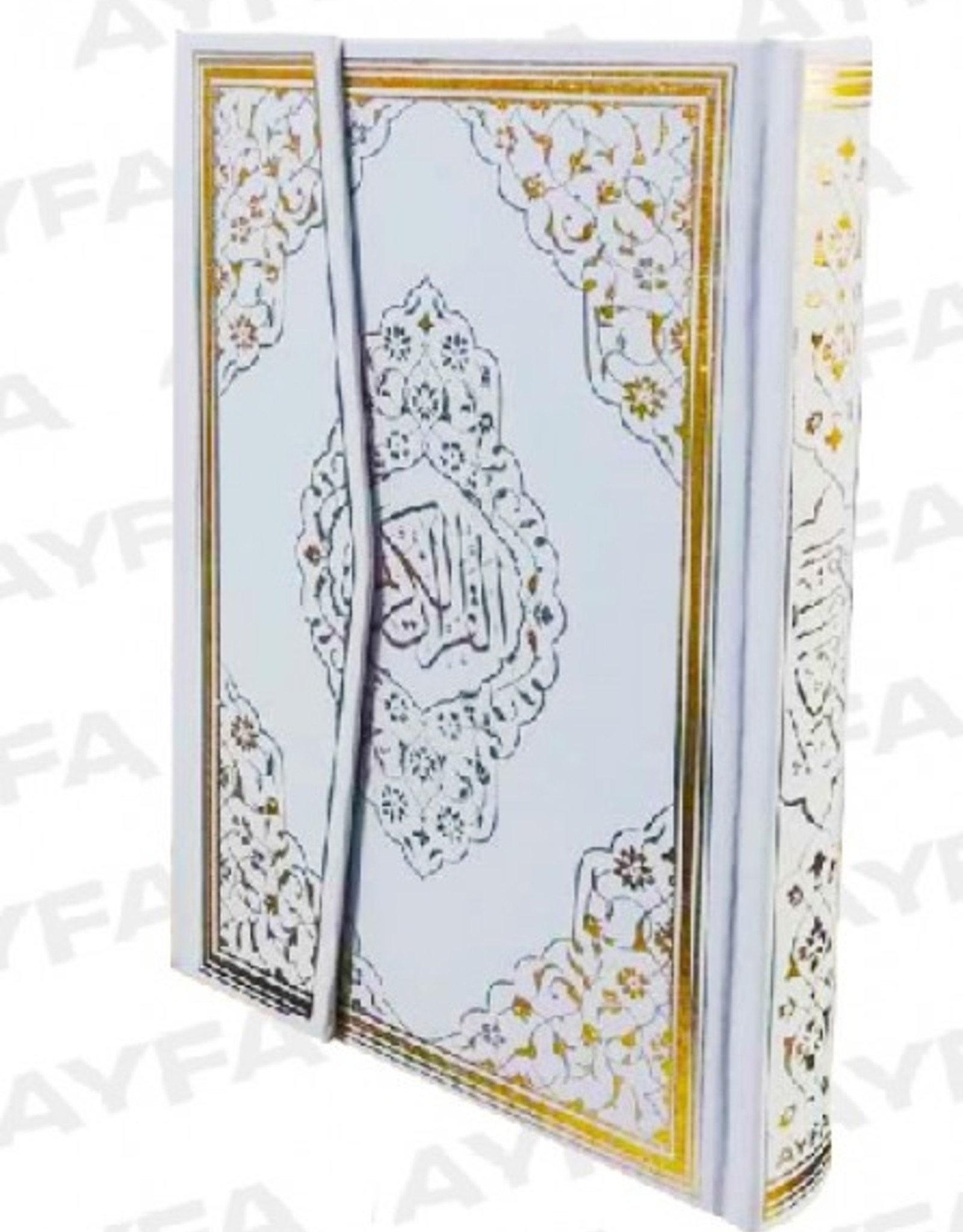 Kur'an-ı Kerim Orta boy Beyaz