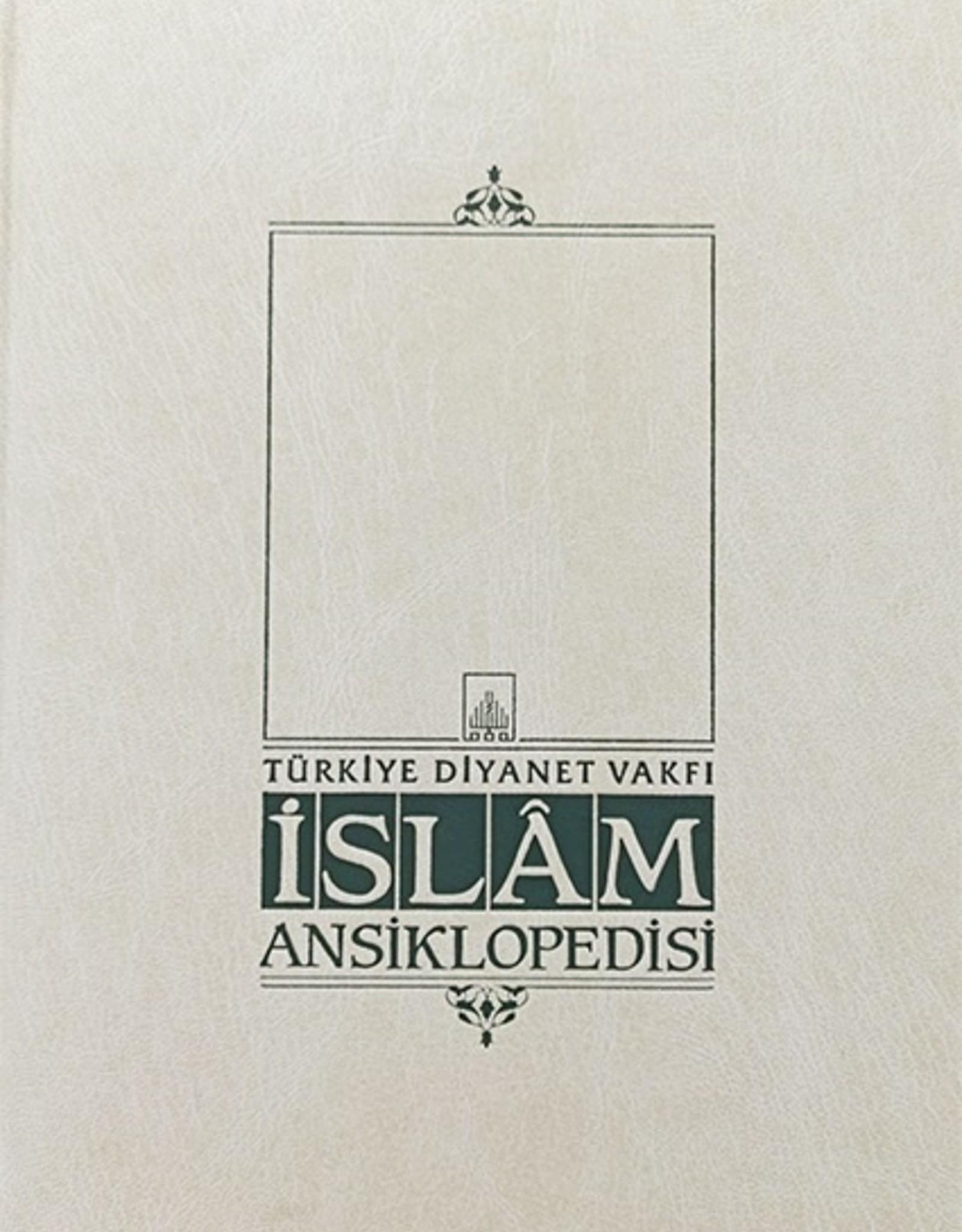 İslam Ansiklopedisi 26. Cilt