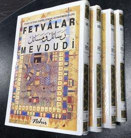 Fetvalar Mevdudi (4 cild)