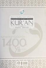 Kur'an Özel Sayısı Diyanet İlmi Dergi