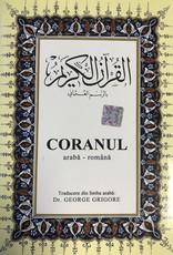 Coranul Romanca Kur'an Meali Arapça metinli
