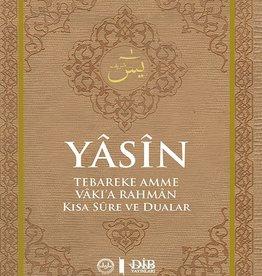 Yasin Tebareke Amme Rahman Vakia Kısa Sureler ve Dualar 1. hamur