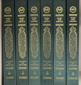 Görme Engelliler İçin Kur'anı Kerim (6 cild Braille)