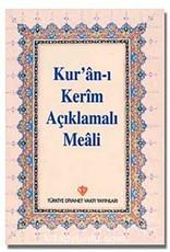 Kur'an-ı Kerim Açıklamalı Meali (Mini  Boy Arapça Metinsiz)