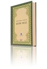Kur'an-ı Kerim ve Muhtasar Kelime Meali  Rahle  Boy