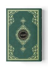 Kur'anı Kerim Küçük Boy Kırmızı Yeşil  Renkte