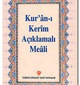 Kur'an-ı Kerim Açıklamalı Meali (Cep Boy Arapça Metinsiz)