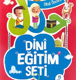 Okul Öncesi Dini Eğitim Seti 15 Kitap