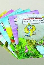 Cikcikinin Sevinci Cikciki İle Küçük Ördek 6 Kitap