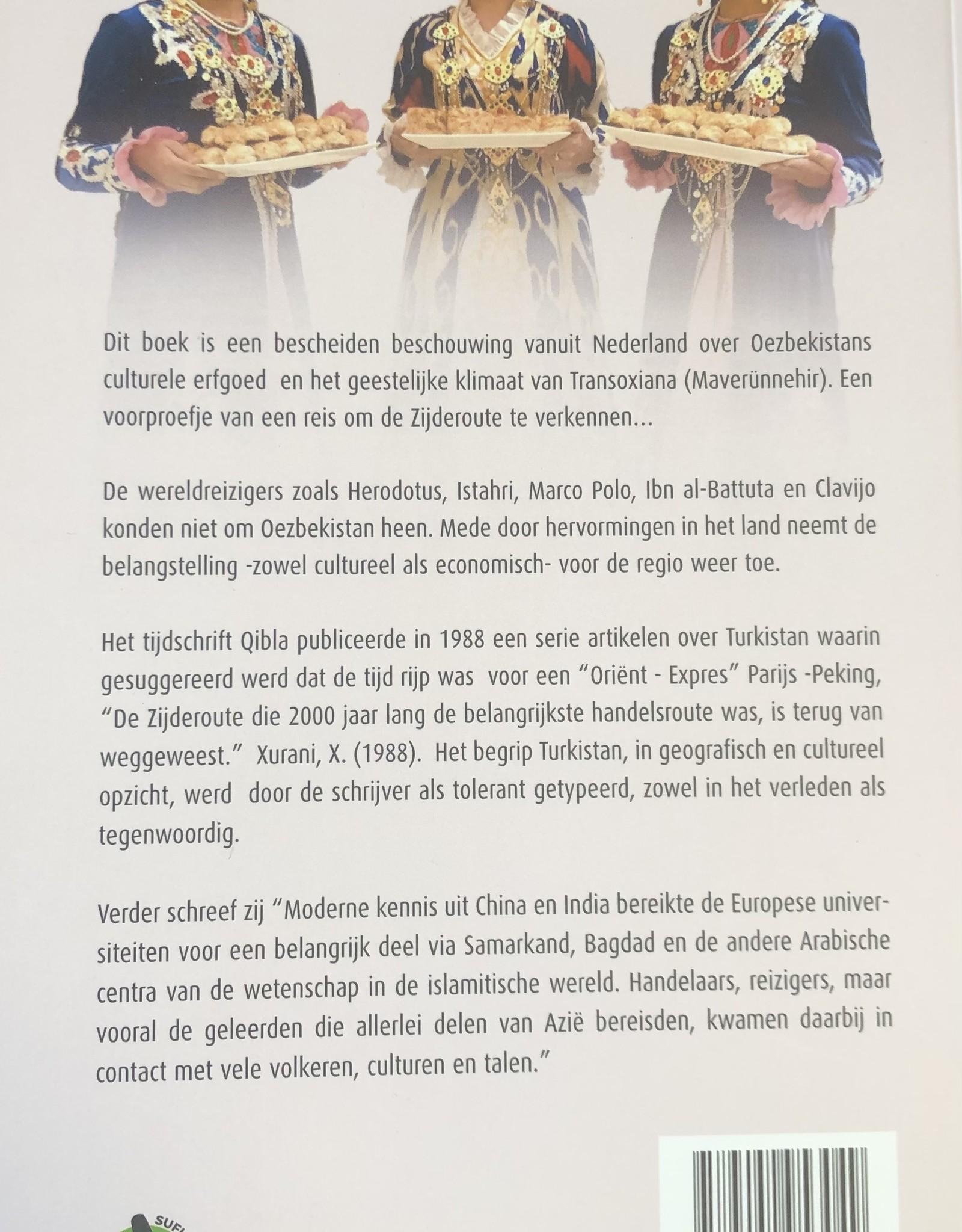 Oezbekistan Parel van de zijde route