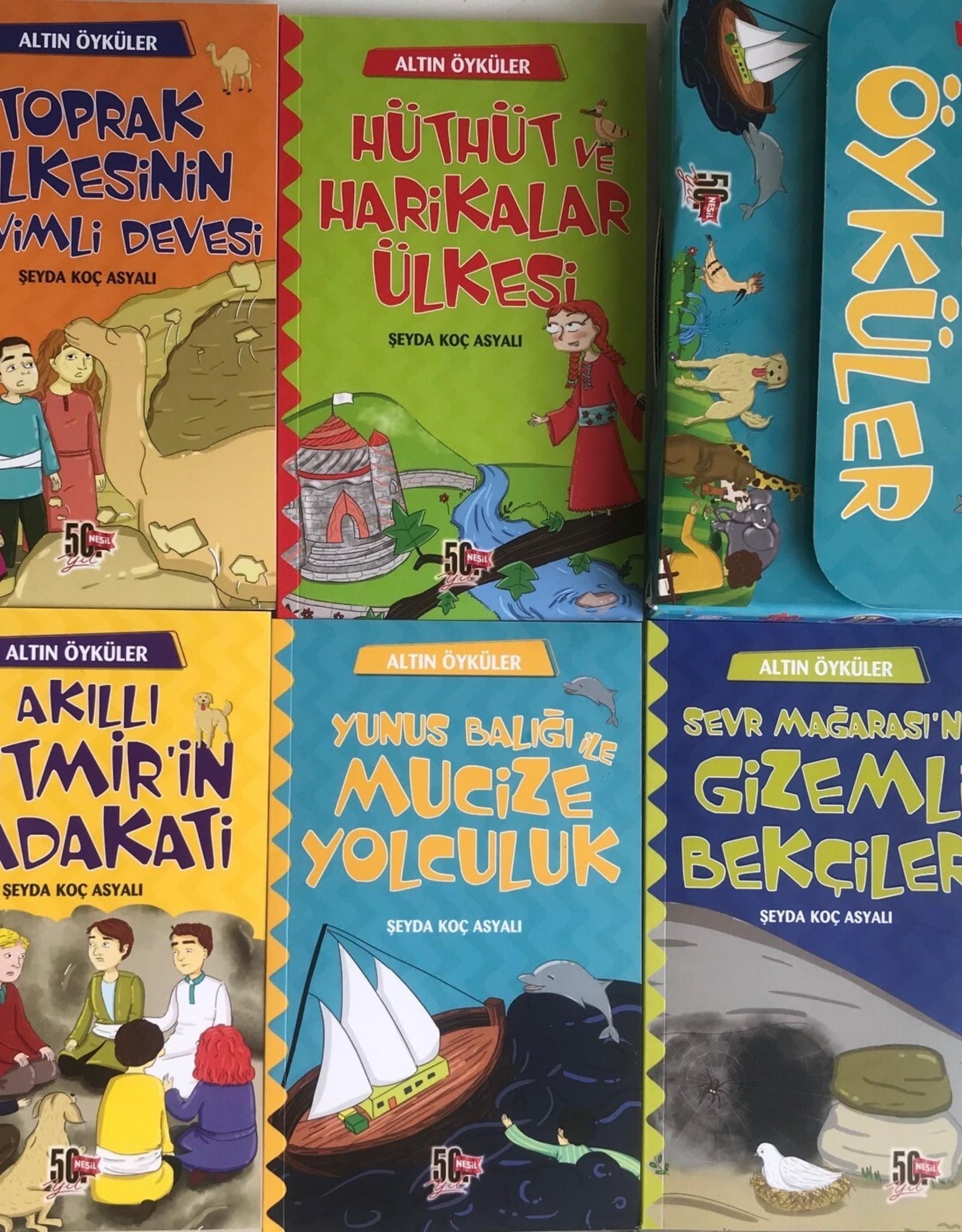 Altın Öyküler ( 5 kitap)