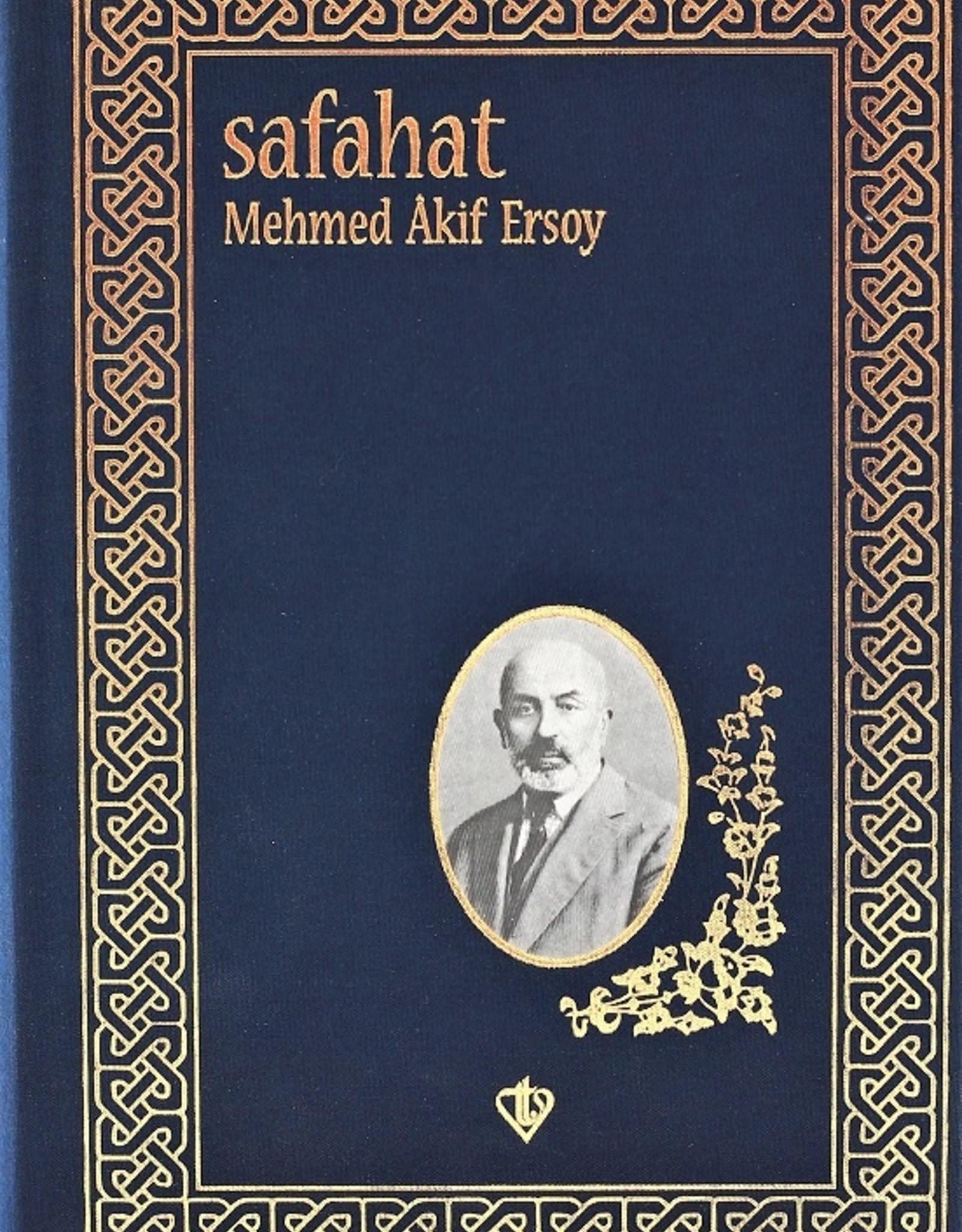 Safahat (bez ciltli)