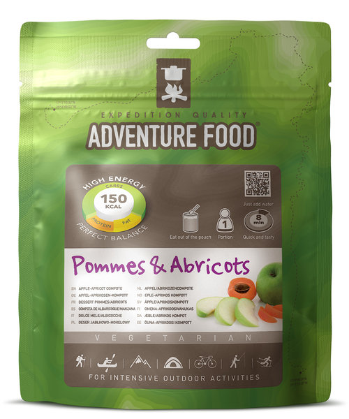 Adventure Food Appel/Abrikozencompote