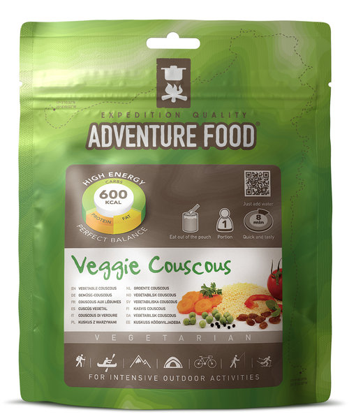 Adventure Food Couscous di Verdure