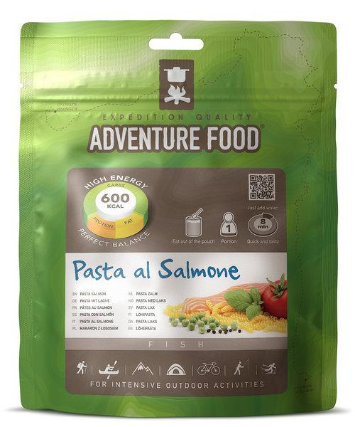 Adventure Food Pasta con Salmón