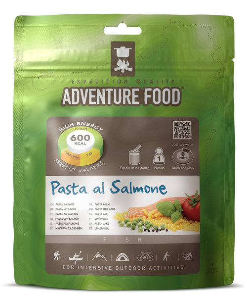 Adventure Food Pâtes au Saumon