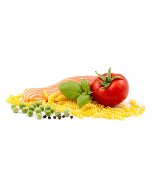 Adventure Food Pasta mit Lachs