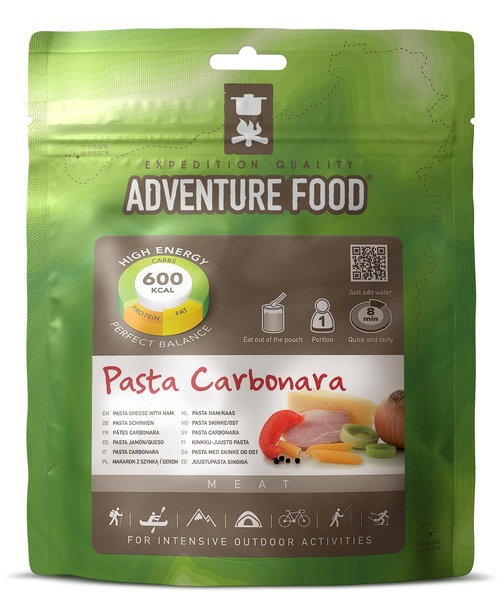 Adventure Food Pasta Ham/Kaas